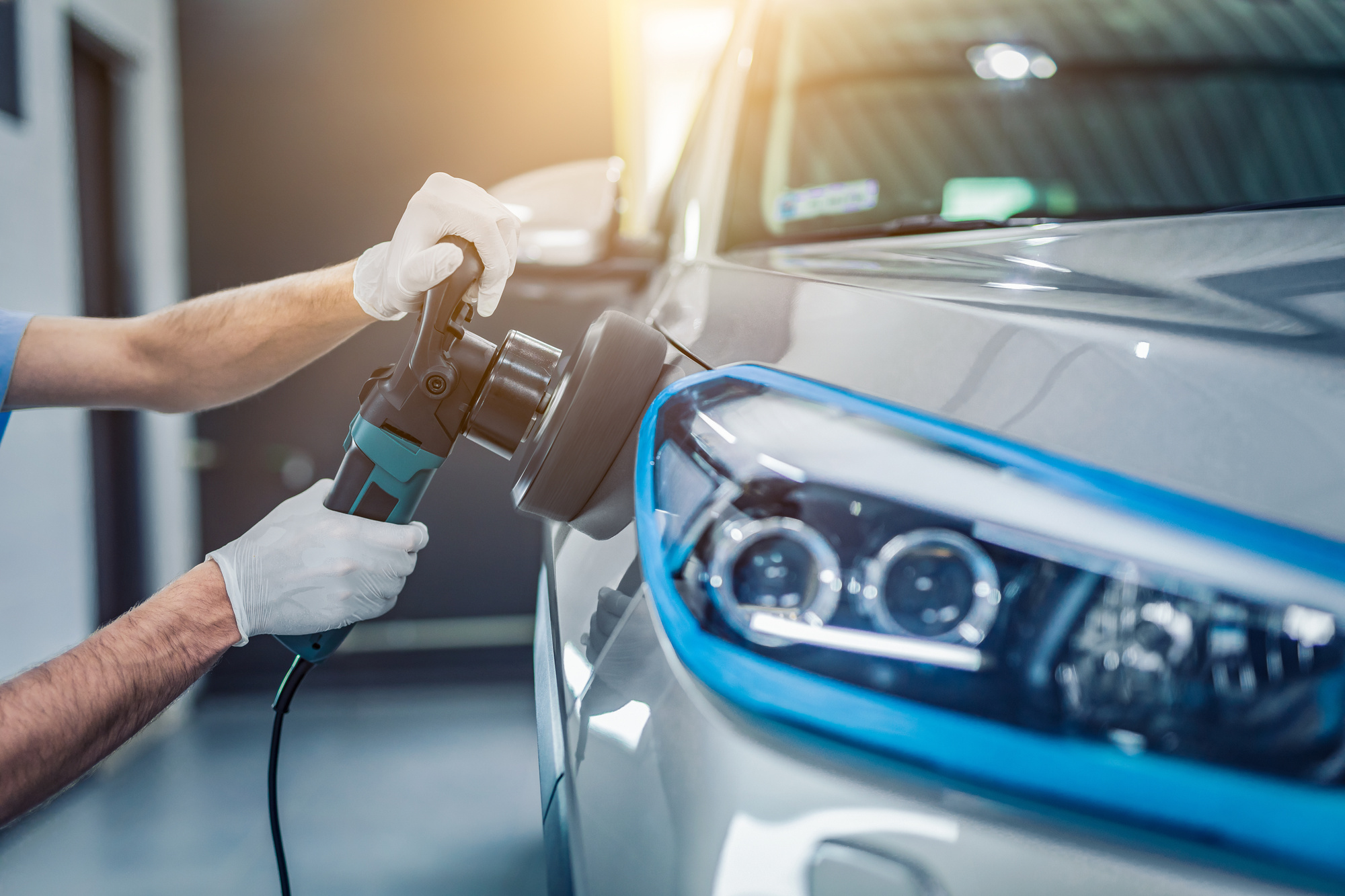 Find The Right Company For Repair Of Car Paint - Allison Peter